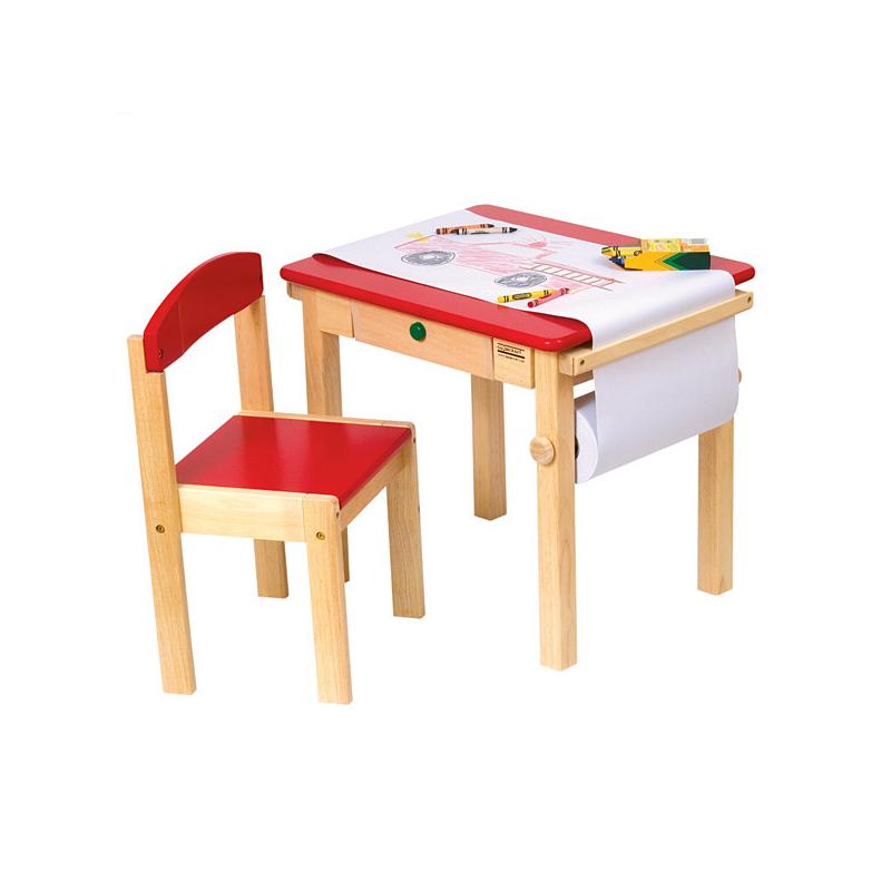 Детский стульчик и столик чертежи