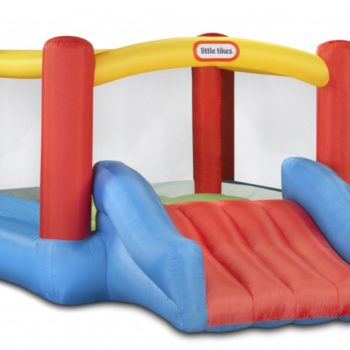 Little Tikes Junior Jump N Slide Bouncy Castle