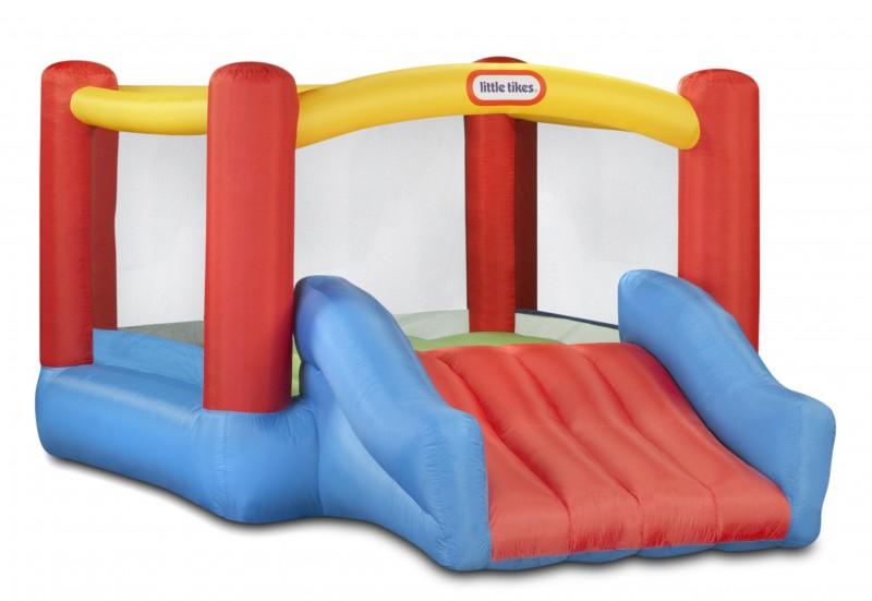 Little Tikes Junior Jump N Slide Bouncy Castle